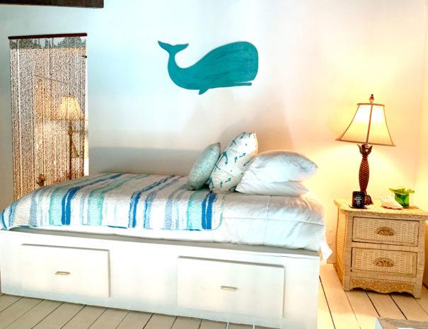 Sleeping Loft #1 with Twin Bed