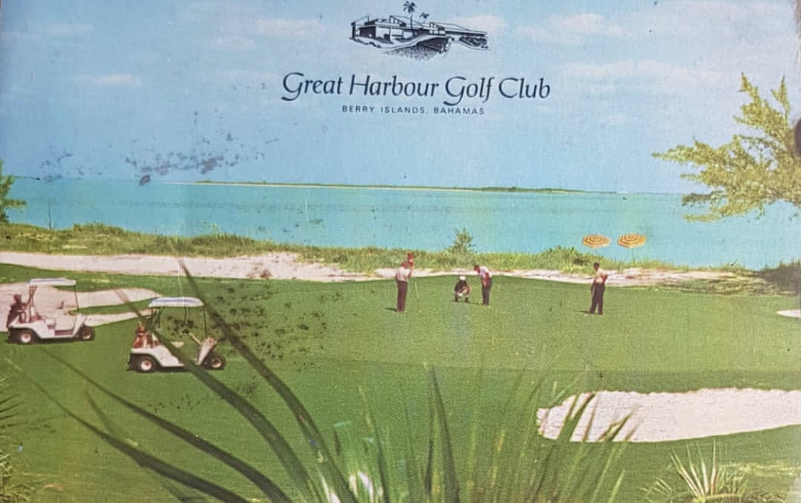 Great Harbour Cay Golf Course