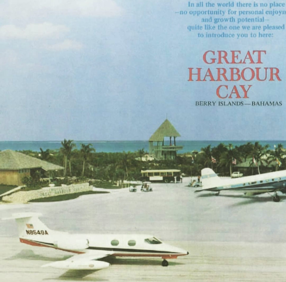 Great Harbour Cay Airport