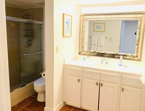 Large Upstairs Master Bath